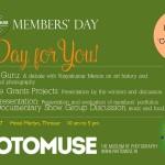 Members Day Poster